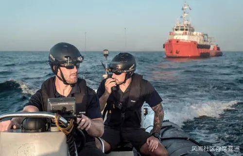 """美国退役军官脑洞真大:放""""海盗"""",抢中国商船图片"""