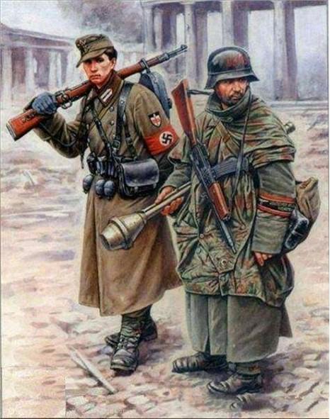 二战中,6个德国士兵跑进防空洞躲避追捕,为何在里面躲了6年