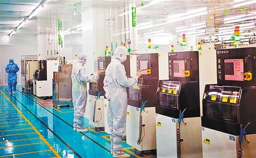 经济日报:厦门集成电路产业集群初具规模