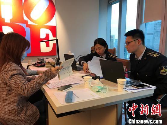 上海立案查处一批防疫用品认证违法案件图片