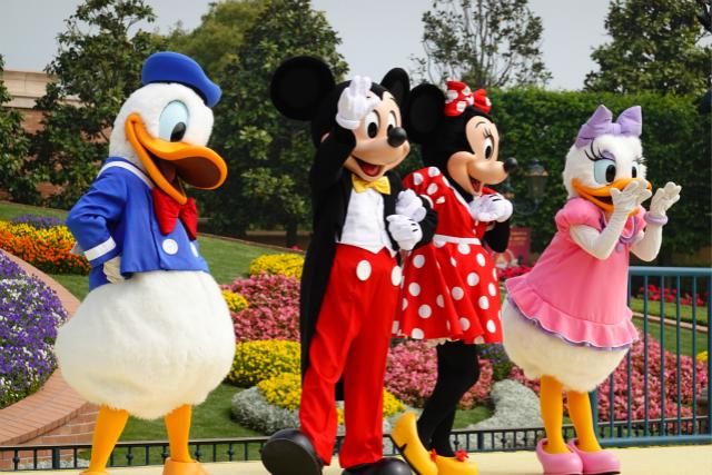现场图文 上海迪士尼乐园今重开