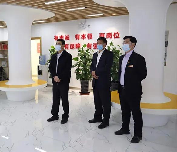 北京最年轻副市长,上任后去了这几个地方图片