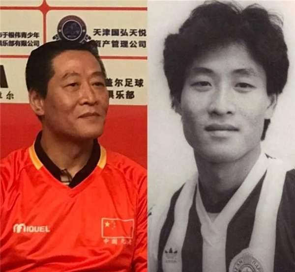 柳海光是中国足球名宿。