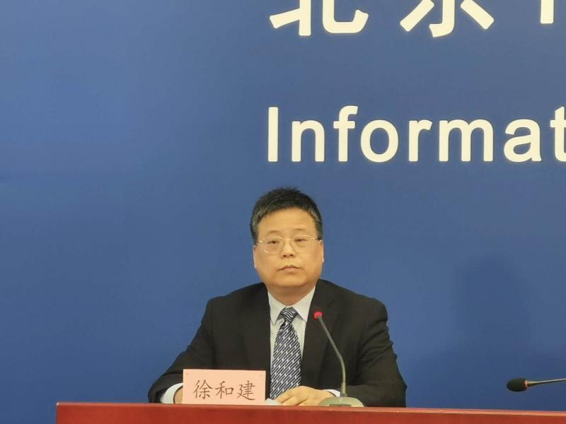 北京疫情防控不能松劲,保障全国两会如期安全顺利召开图片