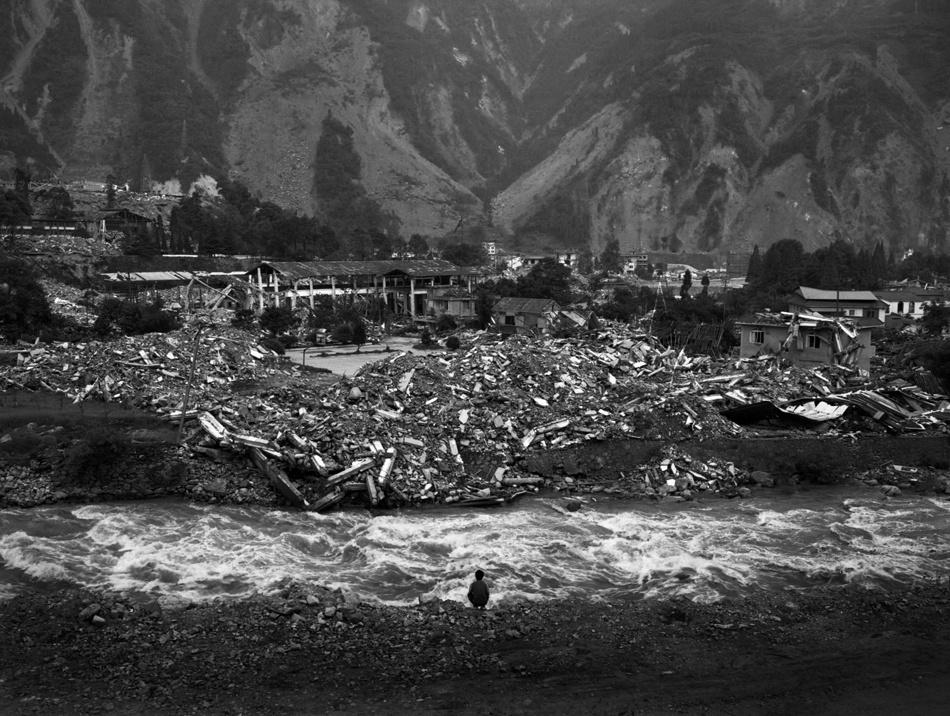 止摩天注册伤许海峰的2008汶川地,摩天注册图片