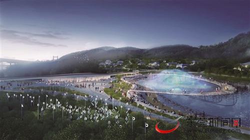 【杏悦注册】公园概杏悦注册念设计竞赛优胜方案图片