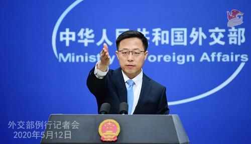 赵立坚:美方长期对中国记者入境签证采取歧视性政策,严重干扰中方媒体在美开展正常报道活动