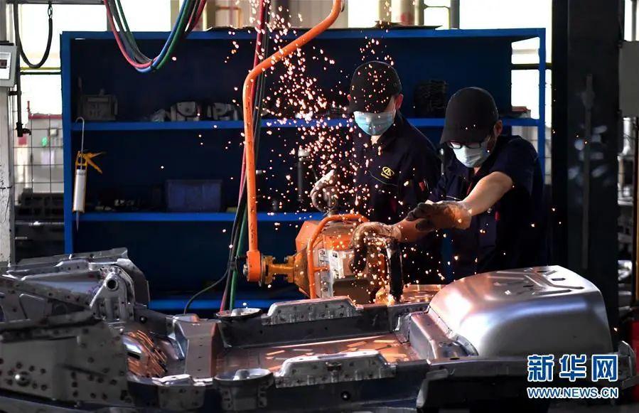 为何中国应对新冠危机的经济准备更充分?专家评述图片