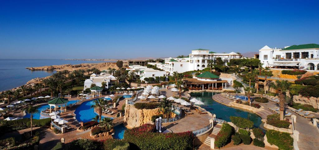 沙姆沙伊赫地区的沿海度假酒店。 资料图