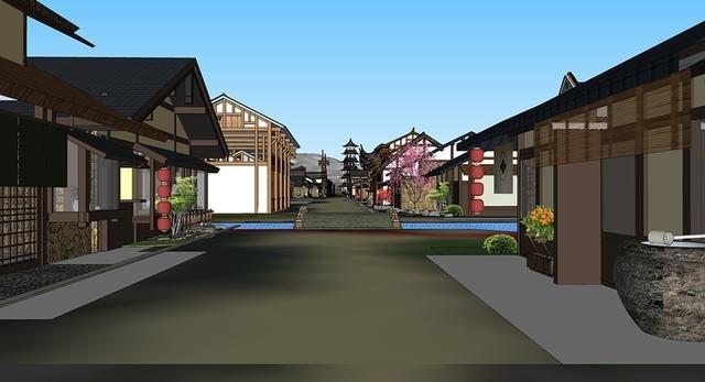 安缇缦生态旅游度假区项目今年7月动工建设