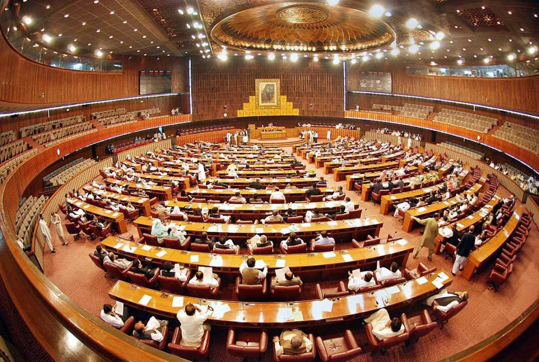 巴基斯坦通过决议感谢中国 反对针对中国的毫无根据指控图片