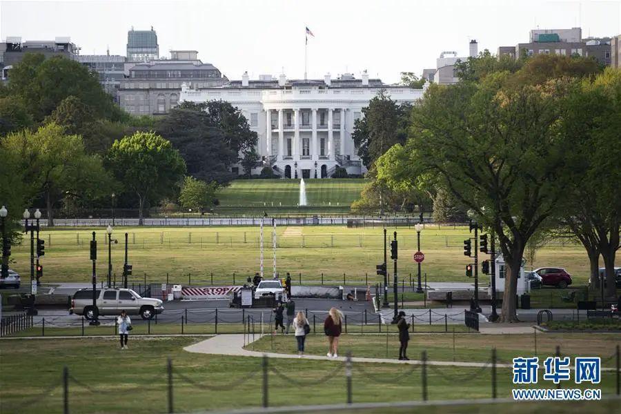 [摩天测速]战白宫摩天测速再对中国下黑图片