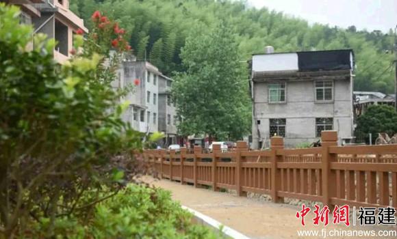 清溪植被绿——政和县付梅村水土流失综