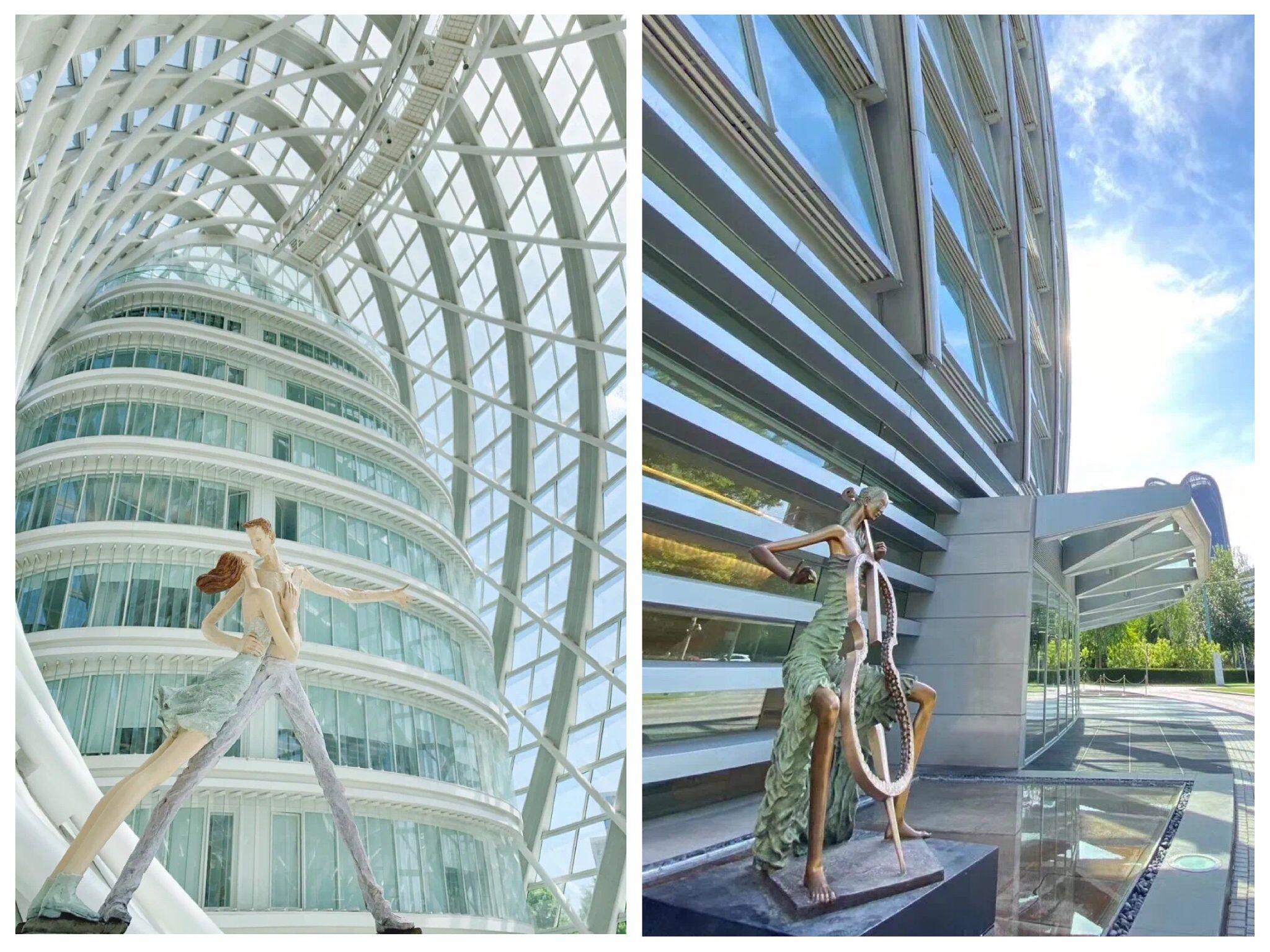 摩天测速:北京摩天测速这三家时尚艺术空间博图片