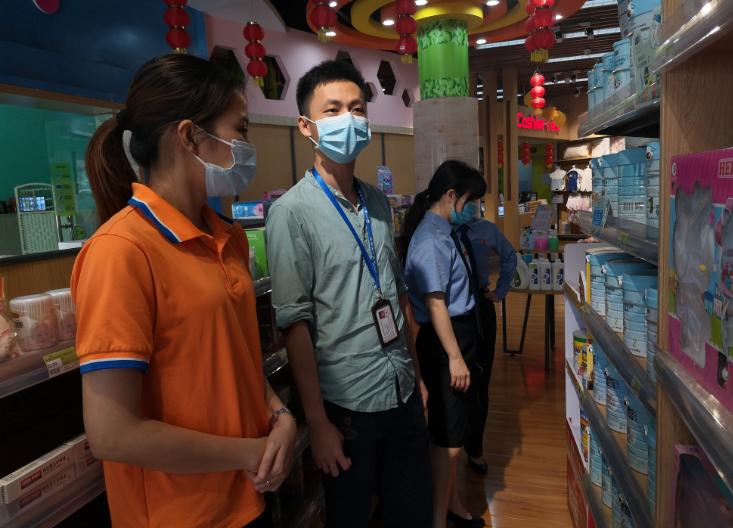 广州荔湾全面开展母婴用品专项排查行动