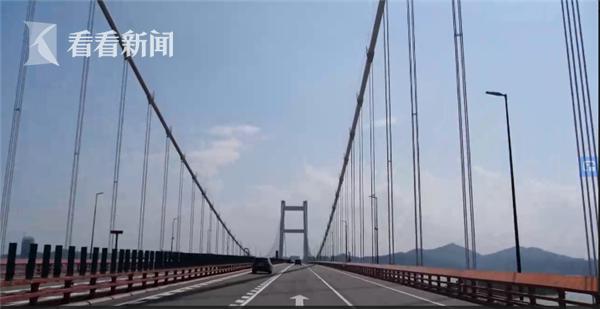 摩天平台:|虎门摩天平台大桥恢复开通正准备措施图片