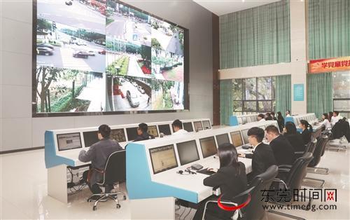【摩天代理】莞摩天代理城管率先实施行政审批图片