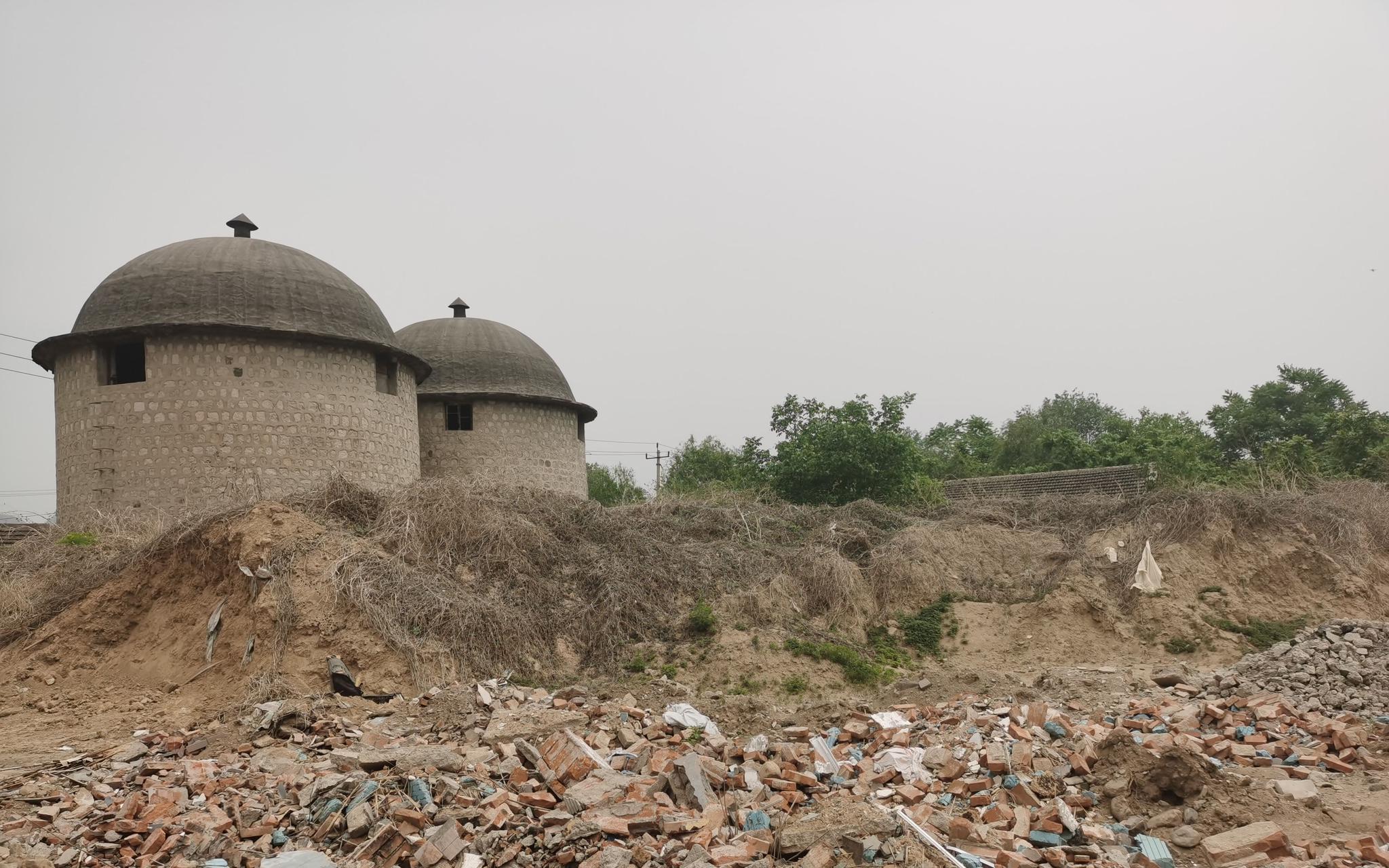 「摩鑫」村里摩鑫废弃的谷仓能否被艺术复活图片