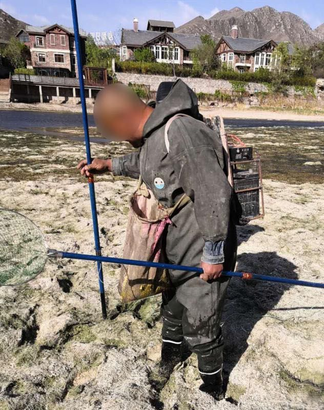 北京警方月余破获10起非法捕捞水产品案,刑拘15人图片