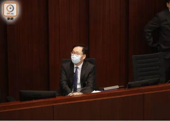 立法会摩鑫登录冲突有反对派议员,摩鑫登录图片