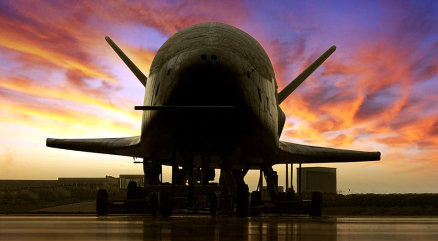 X-37B一直披着神秘的面纱