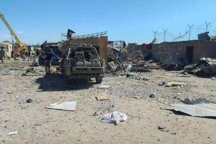 塔利班袭击阿富汗国家安全局所属特种部队 致7人死亡