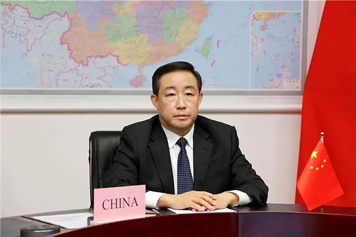 傅政华 图源:司法部