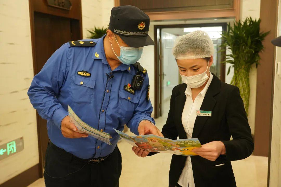 北京5月1日起实行垃圾分类 城管助力图片