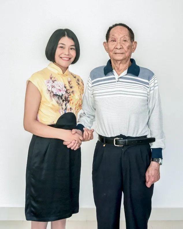 坚持种绿色有机大米袁隆平也为她点赞!
