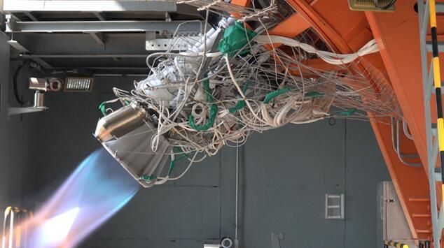 星际荣耀可复用液氧甲烷发动机全系统热试车成功