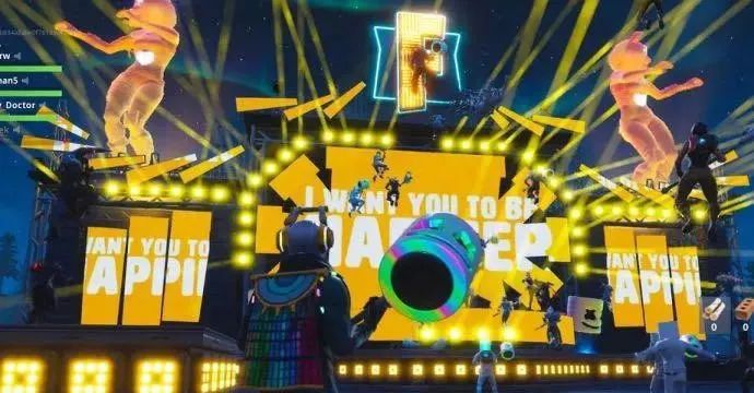 Travis Scott虚拟演唱会后续,《堡垒之夜》手游版总收入破10亿