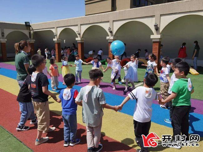 云散花开 快乐归来——七彩阳光潜能开发幼儿园复学第一天侧记