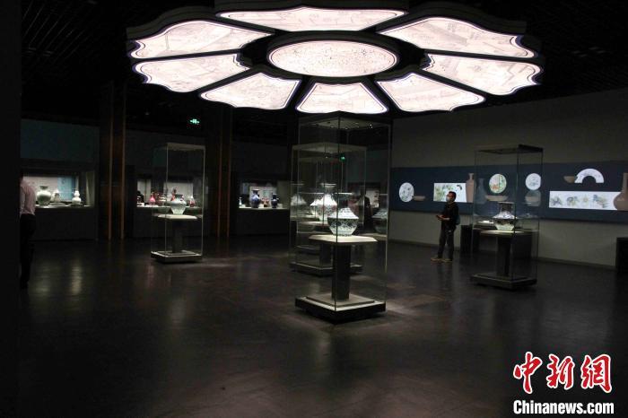 160余件明清官窑瓷器精品亮相山东 打造宫廷瓷文化视觉盛宴