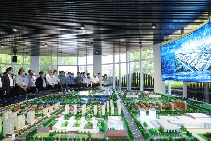 滨州市属企业集团领导人员国资国企改革培训班开展现场观摩教学