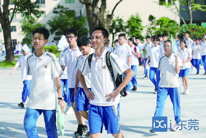 今年东莞普高预计增加学位6902个,普高录取率达60%