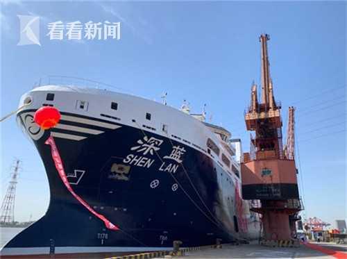 「摩天平台」进渔业捕捞加摩天平台工船将开赴南极图片