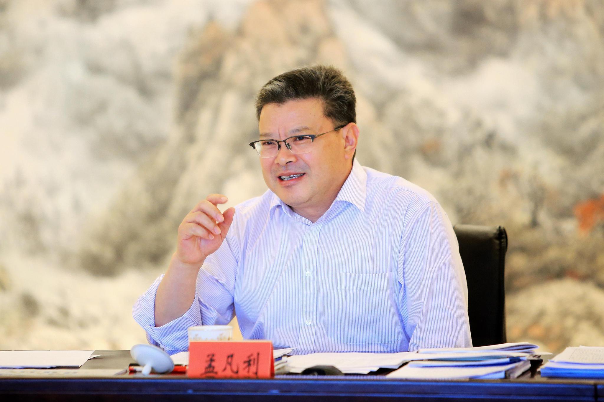 人大代表、青岛市长孟凡利:上合示范区带来新机遇图片