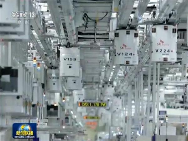 摩天注册:视频|摩天注册四月工业回暖图片