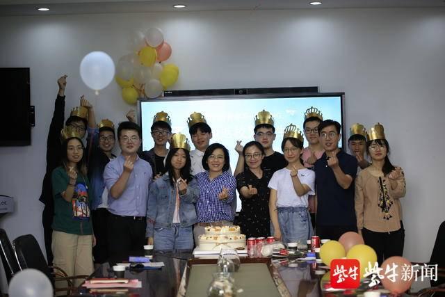 苏州大学金螳螂建筑学院举办520集体生日会