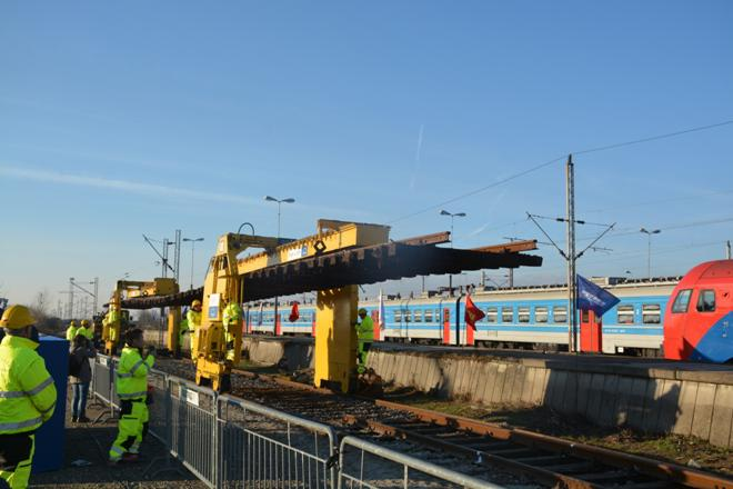 近7年后 中欧合作的匈塞铁路工程终获匈牙利通过图片