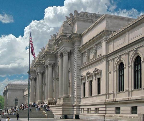 纽约大都会博物馆开馆再推迟至八月,线上延续150年故事