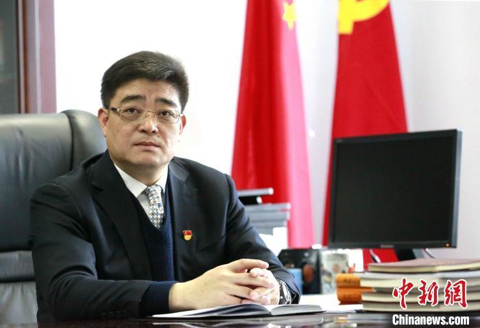 【赢咖3】国人赢咖3大代表韩峰推进氢能产业发展促图片