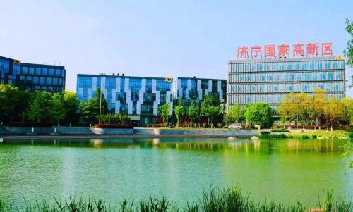 品牌房企接连入驻,一流环境打造济宁科技新城