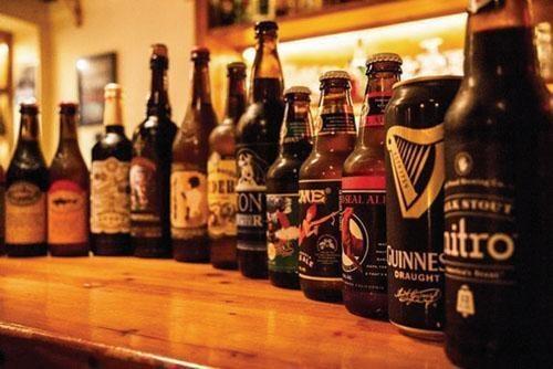 水果啤酒和牛奶啤酒很畅销 高端工艺啤酒
