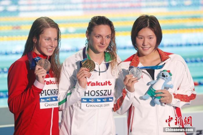 延期一年 阿布扎比游泳世锦赛改至2021年12月举办