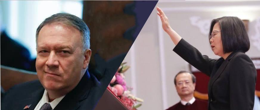 【赢咖3官网】佩奥公开祝贺蔡英文赢咖3官网图片