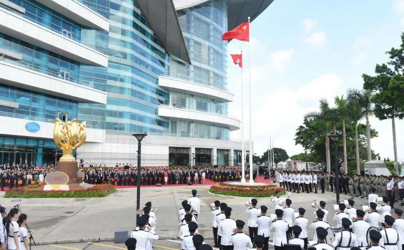 香港中联办发文:中央对港全面管治权应得到切实行使