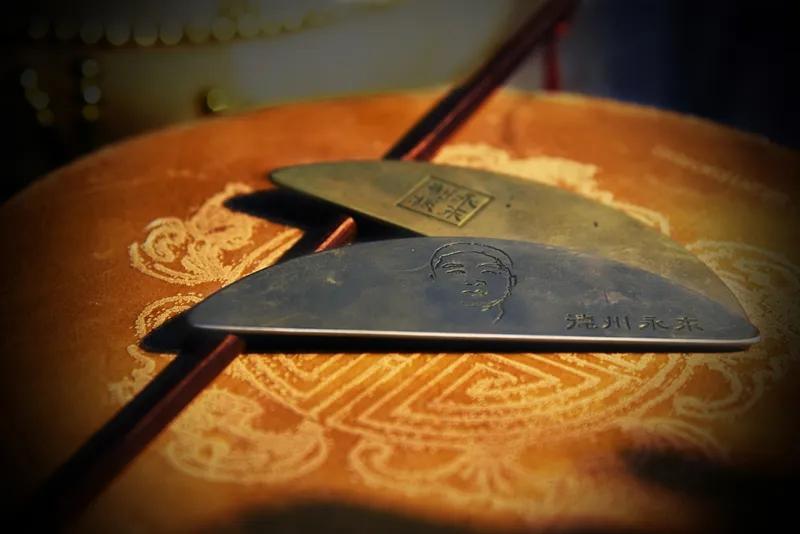 闪电文史|德州运河经济开发区非物质文化遗产:西河大鼓伴奏铜板制作技艺