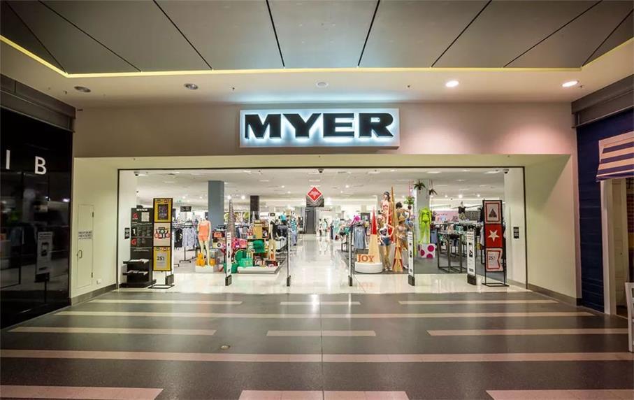 澳洲零售业逐步恢复   Myer门店将于下周全部恢复营业