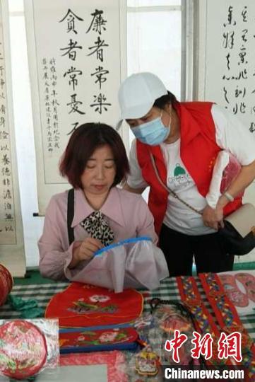 向阳村文化旅游节为期5天,将举行民俗体验、牡丹观赏、书画展示等活动。娄烦新闻中心供图